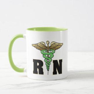 RN/Krankenschwester Tasse