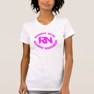 Rn-Ölfeld LOGO T-Shirt