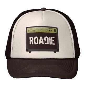 Roadie Hut Trucker Kappe