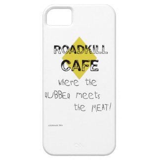 Roadkill Café Iphone SE5 Fall iPhone 5 Hülle