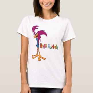 Roadrunner-Kopf gekippt T-Shirt