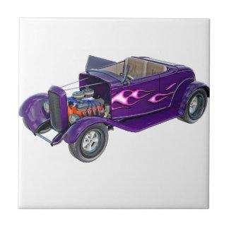 Roadster 1932 mit dem Motor angezeigt Keramikfliese