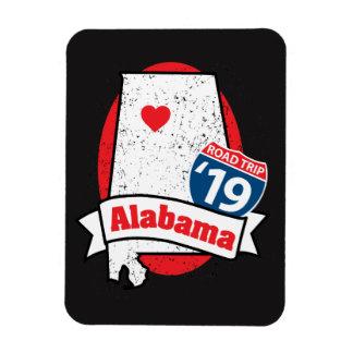 Roadtrip '19 Alabama - Dunkelheit Magnet