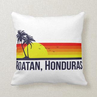 Roatan Honduras Kissen