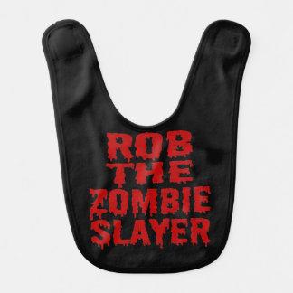 Rob der ZombieSlayer Babylätzchen