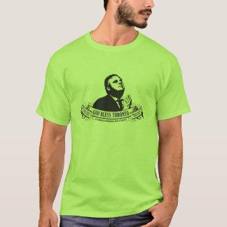 Rob-Ford - Gott segnen Vintagen Entwurf Torontos T-Shirt