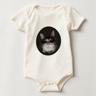 Robert die Katze Baby Strampler