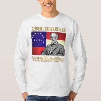Robert E Lee (kommandierender General) T-Shirt