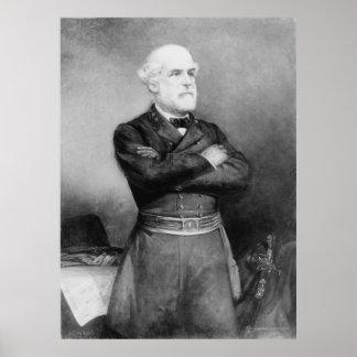 Robert- Edward Leephotographie durch John Poster