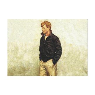 Robert Francis Kennedy Leinwanddruck