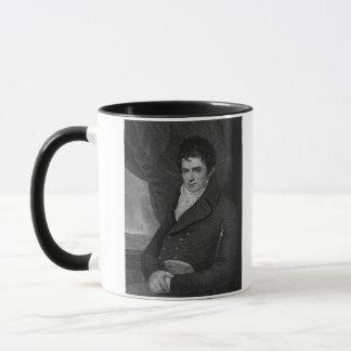 Robert Fulton (1765-1815), graviert durch Tasse
