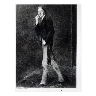 Robert Louis Stevenson Postkarte