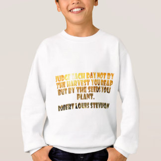Robert Louis Stevenson Sweatshirt