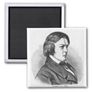 Robert Schumann Quadratischer Magnet