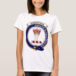 Robertson-Clan-Abzeichen T-Shirt