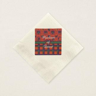 Robertson-Clan karierter schottischer Tartan Papierserviette