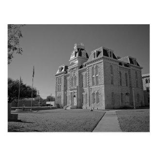Robertson County (Texas) Gericht - Postkarte