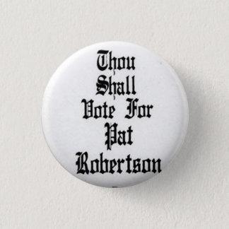 Robertson - Knopf Runder Button 2,5 Cm