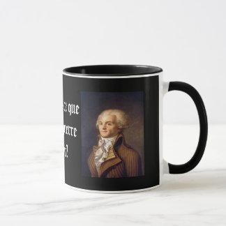 Robespierre (französischer Titel) Tasse