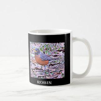 Robin (Amerikaner Robin) Kaffeetasse