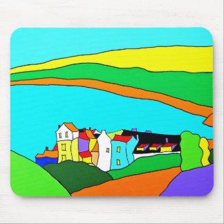 Robin-Hauben-Bucht Yorkshire Mousepad