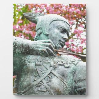 Robin Hood Fotoplatte
