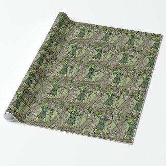 Robin Hood Geschenkpapier