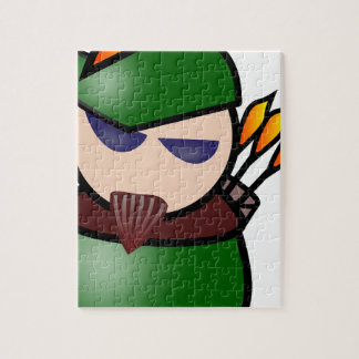 Robin Hood Puzzle