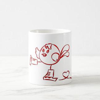 Robin-Skaten Kaffeetasse