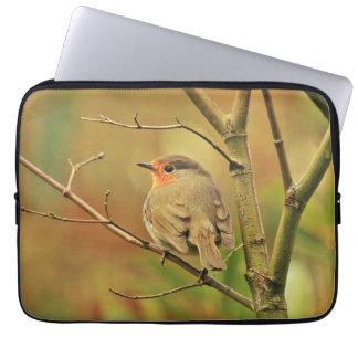 Robin-Vogel Laptop Sleeve