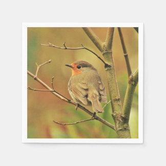 Robin-Vogel Servietten
