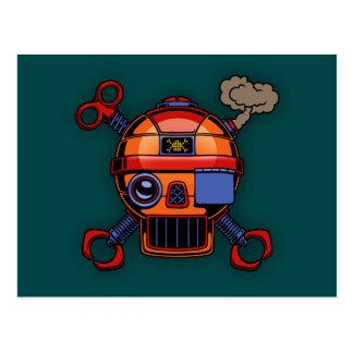 Robo Pirat II Postkarten
