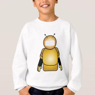 Robo- (weiß) sweatshirt