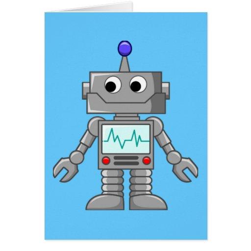 Roboter Freak Karten