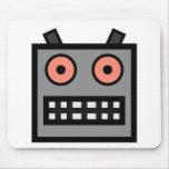 ROBOTER-GESICHT MAUSPADS