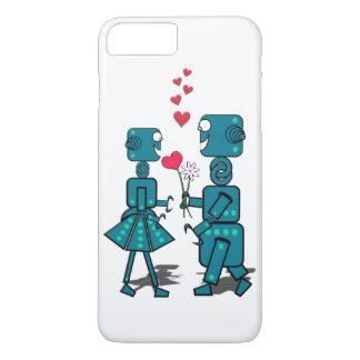 Roboter iPhone 8 Plus/7 Plus Hülle