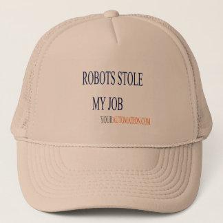 Roboter stahlen meinen Job Truckerkappe