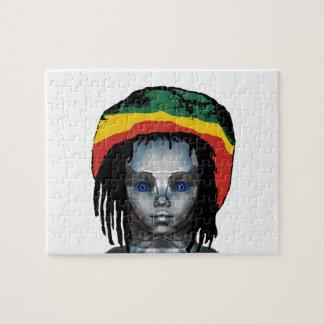 Robotik Rastafarian Puzzle