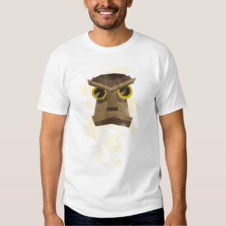 Roboto verblaßte shirts