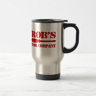 Robs Tool Company Reisebecher