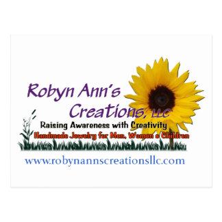 Robyn Anns Kreationen, LLC Postkarte