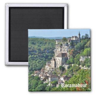 Rocamadour Quadratischer Magnet