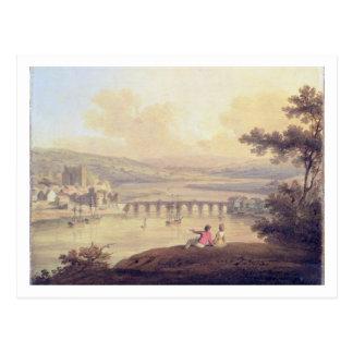 Rochester, 1799 (Öl auf Leinwand) Postkarte