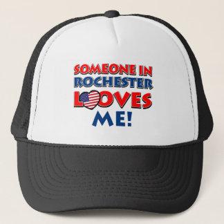 Rochester-Entwürfe Truckerkappe