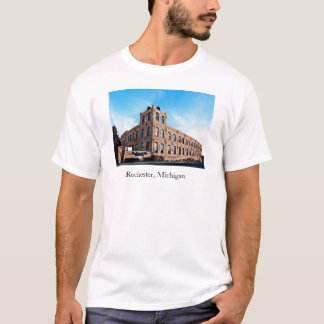 Rochester mahlt Shirt