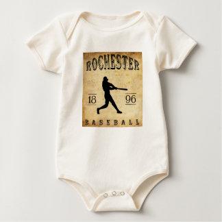 Rochester-New Hampshire-Baseball 1896 Baby Strampler