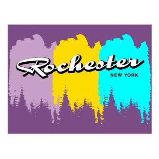 Rochester New York Postkarte