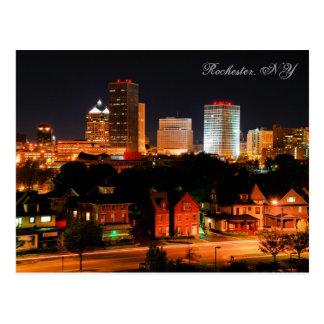 Rochester, NY Postkarte
