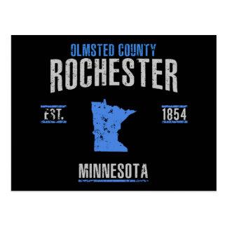 Rochester Postkarte