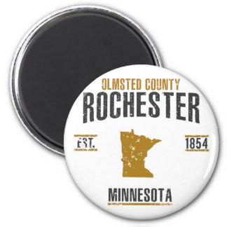 Rochester Runder Magnet 5,7 Cm